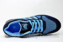 Беговые кроссовки Adidas Climacool Feather Prime, Dark Blue\Turquoise, фото 2