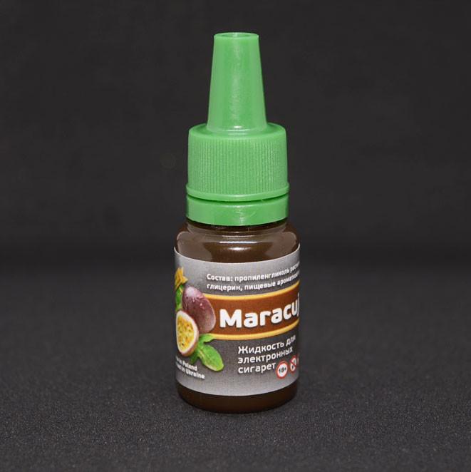 "Жидкость для электронной сигареты ""Маракуйя"" 0мг/мл"