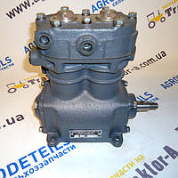 Воздушный компрессор ЗИЛ, МАЗ, Т-150, КрАЗ, К-700, КАМАЗ (2 цилиндра)