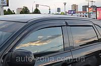 Ветровики Mitsubishi ASX 2010 /Outlender Sport 2010 /RVR III 2010 дефлекторы окон