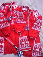 Детская вышиванка платье вышитое, бохо, этно стиль, Bohemian