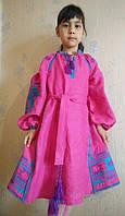 Детское платье вышитое, бохо, этно стиль Вита Кин, Bohemian