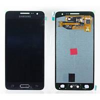 Дисплей Samsung A300 Galaxy A3 з сенсором pn:GH97-16747A (Білий) Service Original
