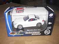 "Машина ""Мастер Класс"" метал. батар. 2 вида, откр. двери, свет.колеса, в кор. 13*6см(6011)"