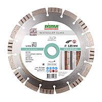 Алмазный круг Distar Bestseller Universal 1A1RSS/C3 230 x 22.22 Сегментный (бетон, гранит, мрамор, кирпич)