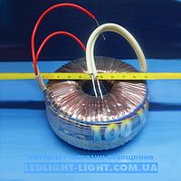 """Тороїдальний трансформатор 12V """"Елста"""" 100W для широкого застосування"""