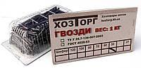 """Гвоздь строительный 50х2,5 мм в упаковке по 1 кг """"Меттрейд"""", фото 1"""