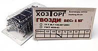 """Гвоздь строительный 80х3,0 мм в упаковке по 1 кг """"Меттрейд"""", фото 1"""