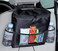 Термосумка-органайзер для автомобиля, органайзер на спинку, фото 1