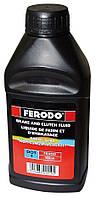 Тормозная жидкость Synthetic DOT 4 FE FBX050 0.5L