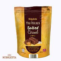 """Шоколадные конфеты """"Scholetta Mini Pralinen Salled Caramel"""", 140 гр."""