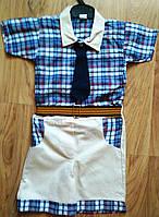 Костюм рубашка + шорты Галстук Bircan Bebe