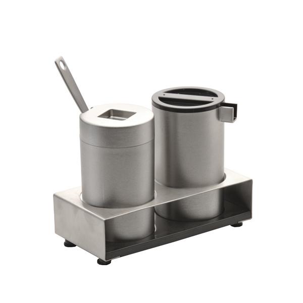 Набор для сахара и сливок Berghoff Cubo 4 пр. 1110530