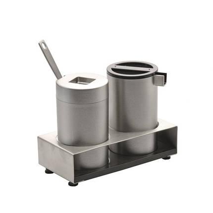 Набор для сахара и сливок Berghoff Cubo 4 пр. 1110530, фото 2
