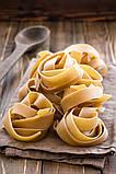 """Макароны гнезда """"Pappardell all'uovo Giglo"""" на желтках, 500 гр, фото 4"""