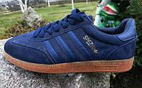 Поступление кроссовки мужские Adidas Spezial. Натуральный замш, прошивка. Производство Индонезия