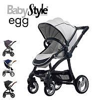 Детская прогулочная коляска BabyStyle Egg Stroller 2017