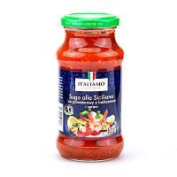 Томатный соус Sugo alla Siciliana Italiamo, 350 г