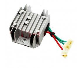Реле зарядки (3 провода) (190N)