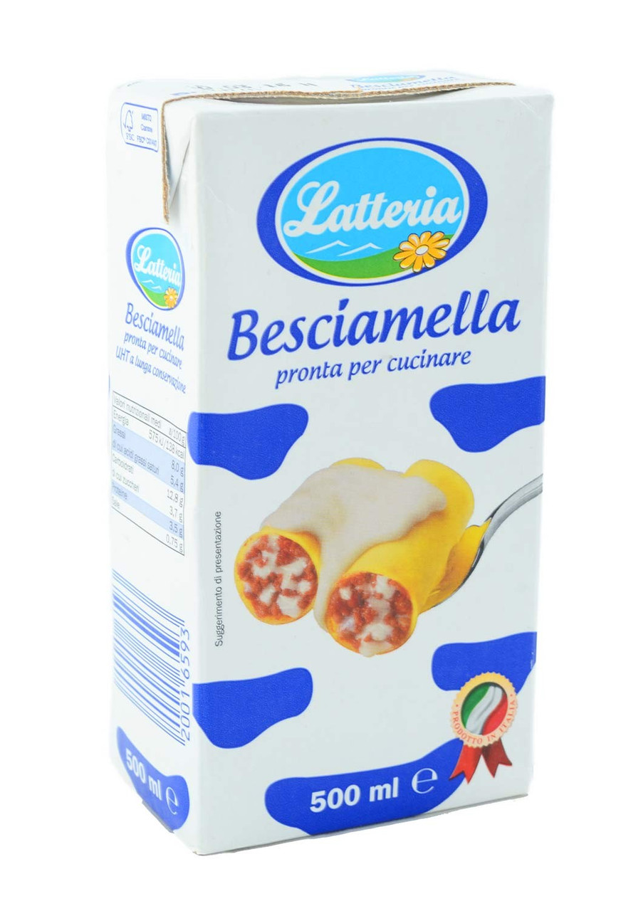 Cоус Бешамель Latteria Besсiamella, 500 г