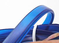 Холодный неон с кантом 2,2 мм—синий (розница, опт)
