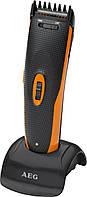 Машинка для стрижки+тример AEG HSM/R 5597 оранжевая