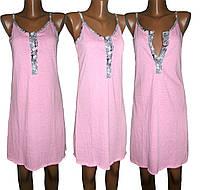 Ночная рубашка Нила для беременных и кормящих, р.р.42-52