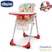 Стульчик для кормления Chicco Polly 2 в 1 Timeles 79065.58