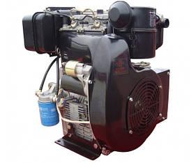 Двигатель Weima WM290FE (2 цилиндра)