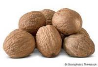 Мускат (мускатный орех, мускатник, мускатное дерево) целый 50г. Индия Nutmeg. Пряность.