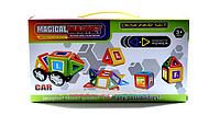 Конструктор детский магнитный с наклейками A10-24P