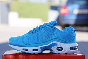 Кроссовки Nike air max 95 голубые,текстиль, фото 3