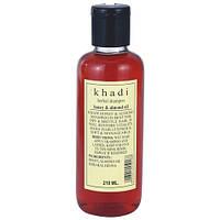 Шампунь Кхади Мед - Миндальное масло, shampoo Khadi Honey - Almond oil, 210 мл