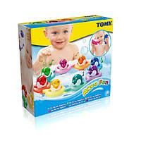 Игрушка для ванной Поющие дельфины Tomy 6528, фото 1