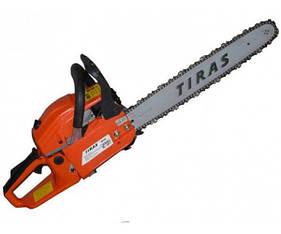 Бензопила Tiras 450-легкий старт