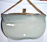 Женские клатчи и сумочки на плечо (КРАСНЫЙ - В - ЛАКЕ), фото 2
