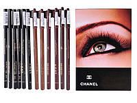 Карандаши для глаз и бровей Chanel