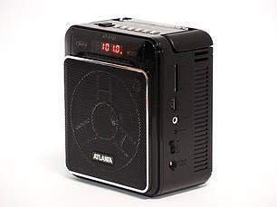 Радиоприёмник Atlanfa АТ-9142, фото 2