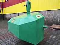 Противовес Tridaagro трех точечный передний на трактор (792 кг.)