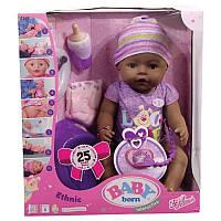 Интерактивный пупс Baby Born Zapf Creation негритенок 822029