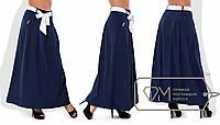 Длинная юбка больших размеров