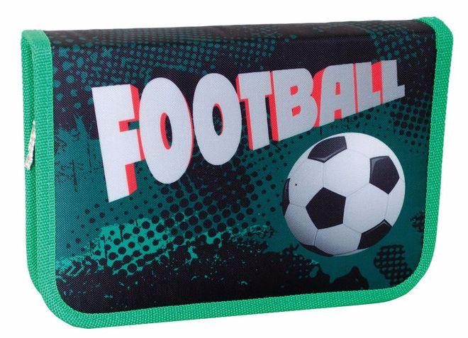 Пенал Smart 1 Вересня Green football 531340