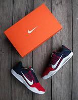 Мужские кроссовки Nike Cobe 🔥 (Найк Кобе) NAVY-Red