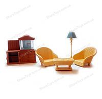 """Игрушечная мебель Happy Family """"Гостевая комната"""""""