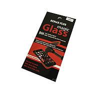 Противоударное стекло на iPhone 4