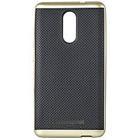 Накладка Xiaomi Note 3 черная для смартфона (150 x 76 мм) защитный чехол от пыли и следов пальцев с текстурой