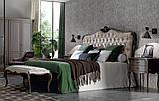 Італійська класична ліжко з натурального дерева Valpolicella фабрика Giorgio Casa, фото 3