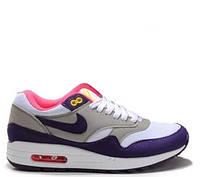 Кроссовки Nike Air Max 87 White/Blue/Grey