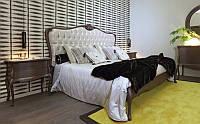 Итальянская классическая кровать из натурального дерева Valpolicella фабрика Giorgio Casa