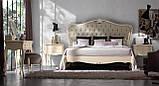 Італійська класична ліжко з натурального дерева Valpolicella фабрика Giorgio Casa, фото 4